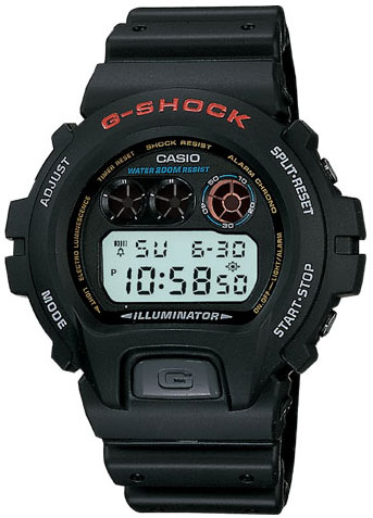 Casio Men Casio DW6900-1 G-Shock G-Shock Classic Limited Edition at Sears.com