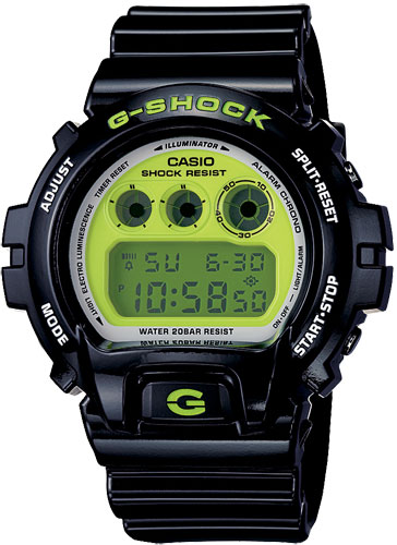Casio Men Casio DW6900CS-1V G-Shock G-Shock Classic Limited Edition at Sears.com
