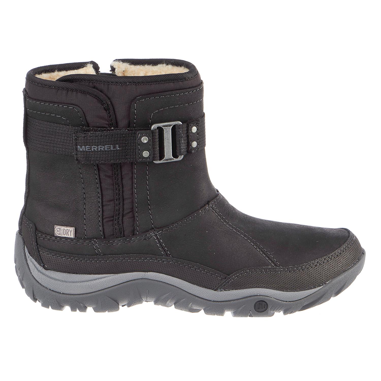 merrell murren waterproof winter snow boot shoe