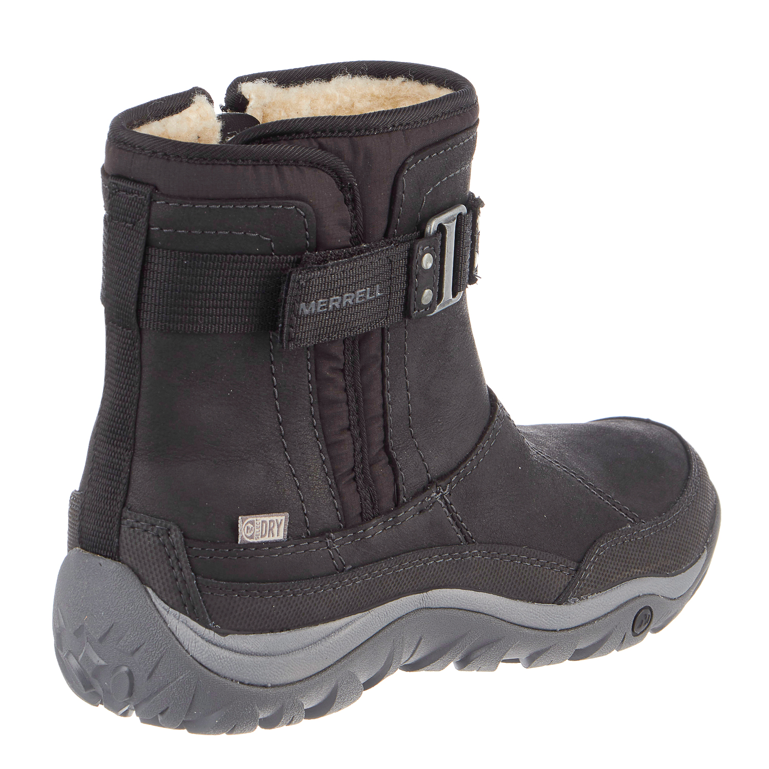 Fantastic Details About Womens Merrell Captiva Buckleup Waterproof Boots