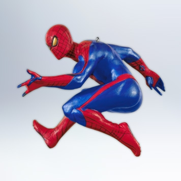 "Hallmark 2012 ""The Amazing Spider-Man"" Ornament at Sears.com"