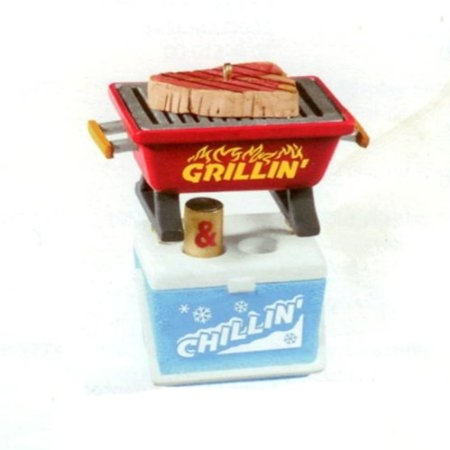"Hallmark 2012 ""Grillin' & Chillin'"" Ornament at Sears.com"