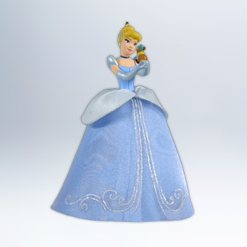 "Hallmark 2012 ""Ready for the Ball"" Cinderella Ornament at Sears.com"