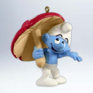 "Hallmark 2012 ""Smurfy Days"" Ornament at Sears.com"