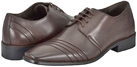 Franco Vanucci Men's 1112-2 Dk Brown Loafers at Sears.com