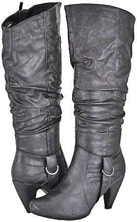 Blossom Women's Genova-4 Black Fashion Boots at Sears.com