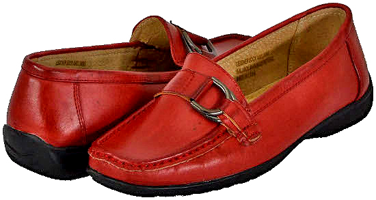 Rasolli Women's Confort-2 Red Casual Shoes at Sears.com