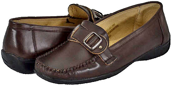 Rasolli Women's Confort-3 Brown Casual Shoes at Sears.com