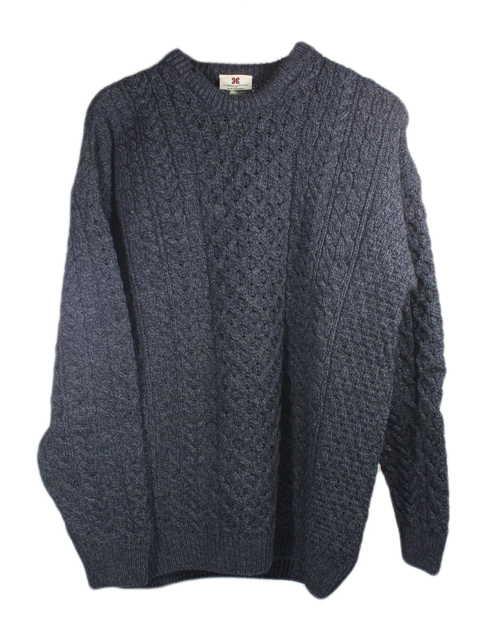 Women'S Merino Wool Irish Sweater 105