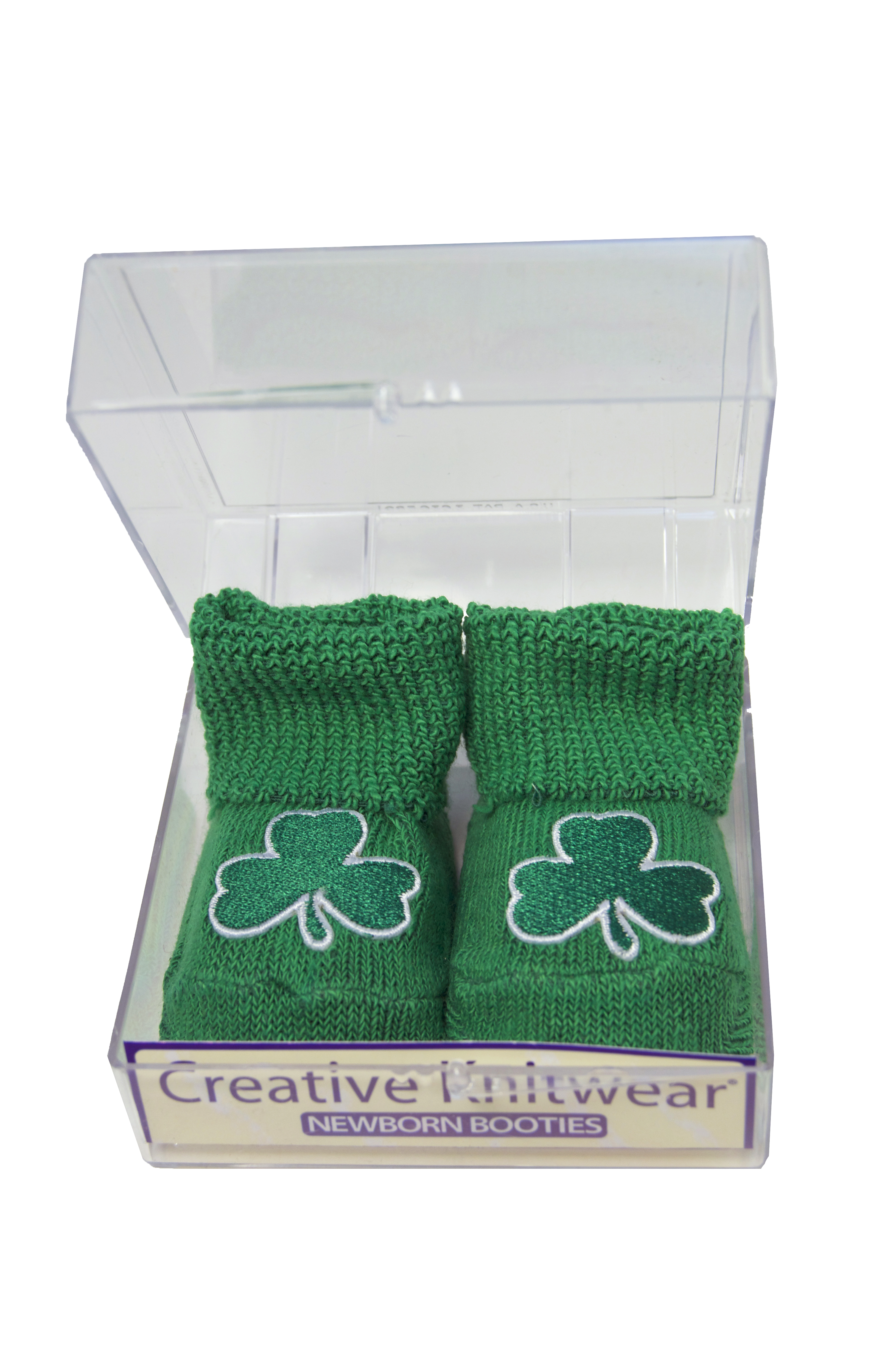 Premature Baby Gifts Ireland : Irish baby booties symbols gift boxed