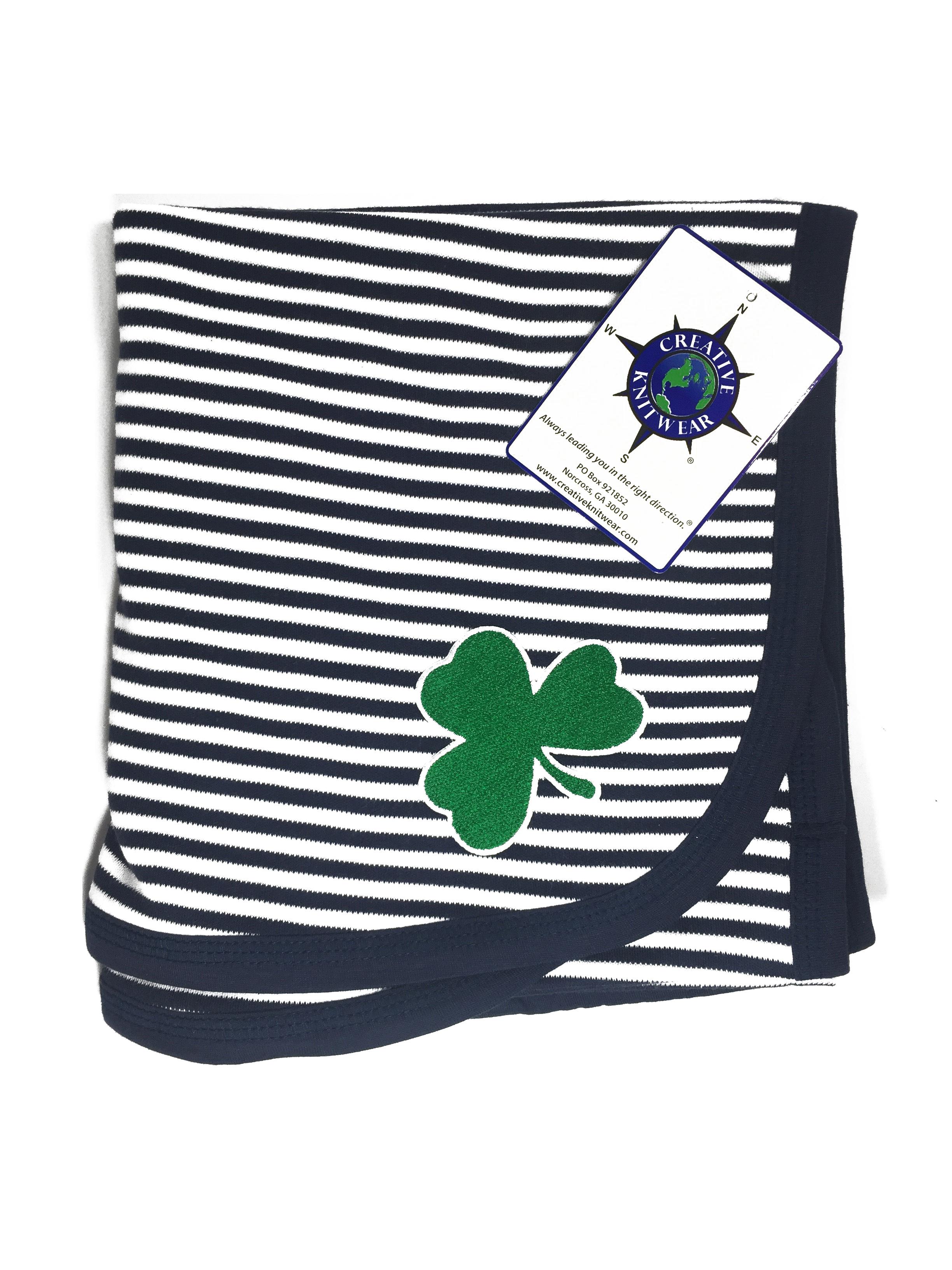 Free Baby Gift Packs Ireland : Irish baby blanket cotton quot by