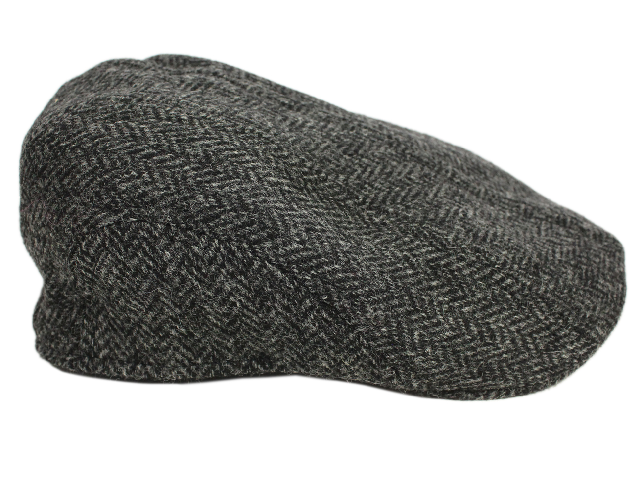 New Duckbill Touring Cap Irish Made Tweed Structured Crafted by John Hanly /& Co