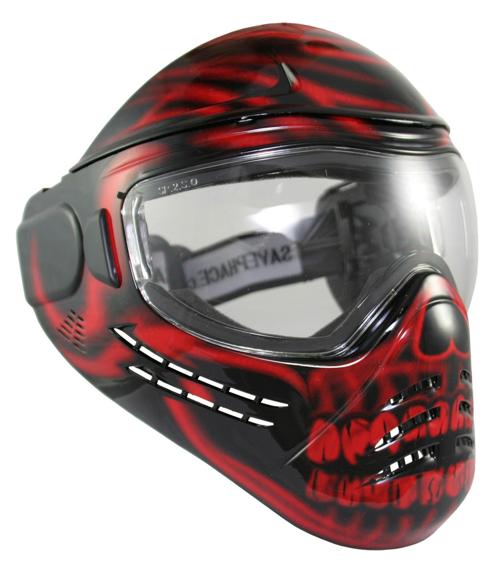Awesome paintball masks