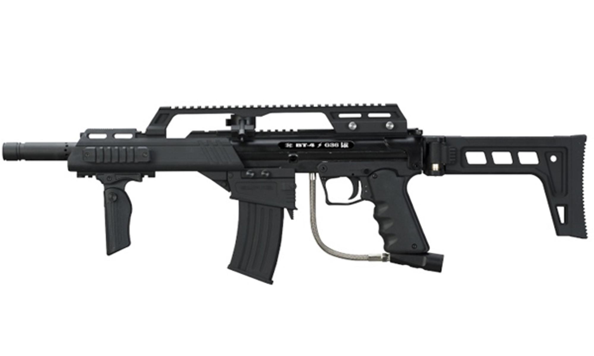Paintball guns assault rifle