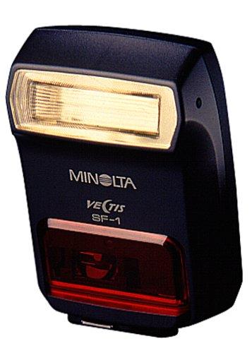 Konica Minolta Minolta Vectis SF-1 Shoe Mount Flash (for Minolta Maxxum 4 and Maxxum 5 Cameras)
