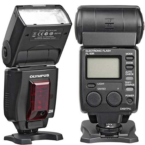 Olympus FL-50R Electronic Flash for  Digita at Sears.com