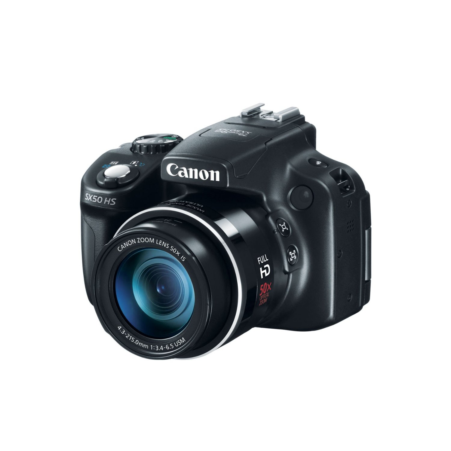 Canon PowerShot SX50 HS ~ 12.1MP Digital Camera at Sears.com