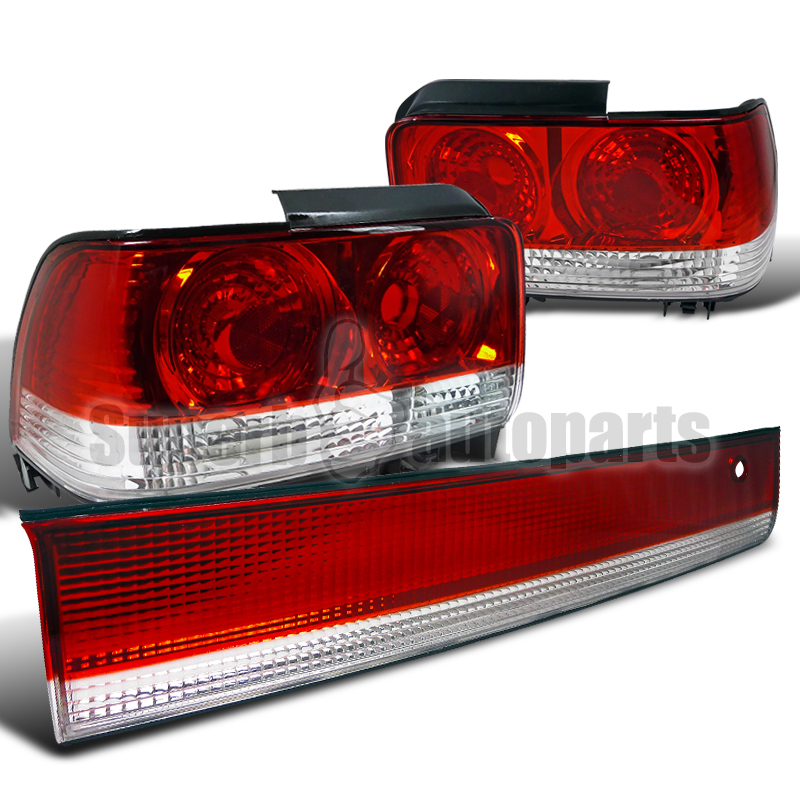 1993 1997 toyota corolla jdm tail lights trunk lamp red. Black Bedroom Furniture Sets. Home Design Ideas