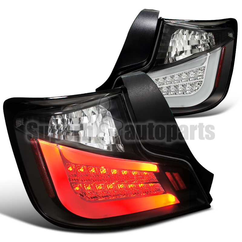 lights tail lights headlights 2011 2013 scion tc led tail brake lights. Black Bedroom Furniture Sets. Home Design Ideas
