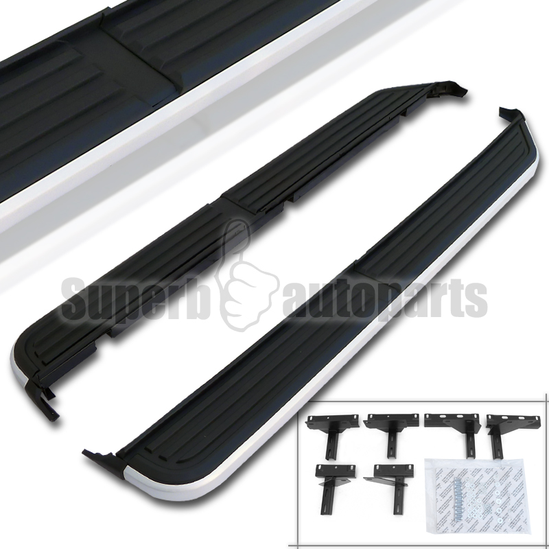2005-2010 Land Rover Discovery LR3 LR4 NERF Side Step Bar