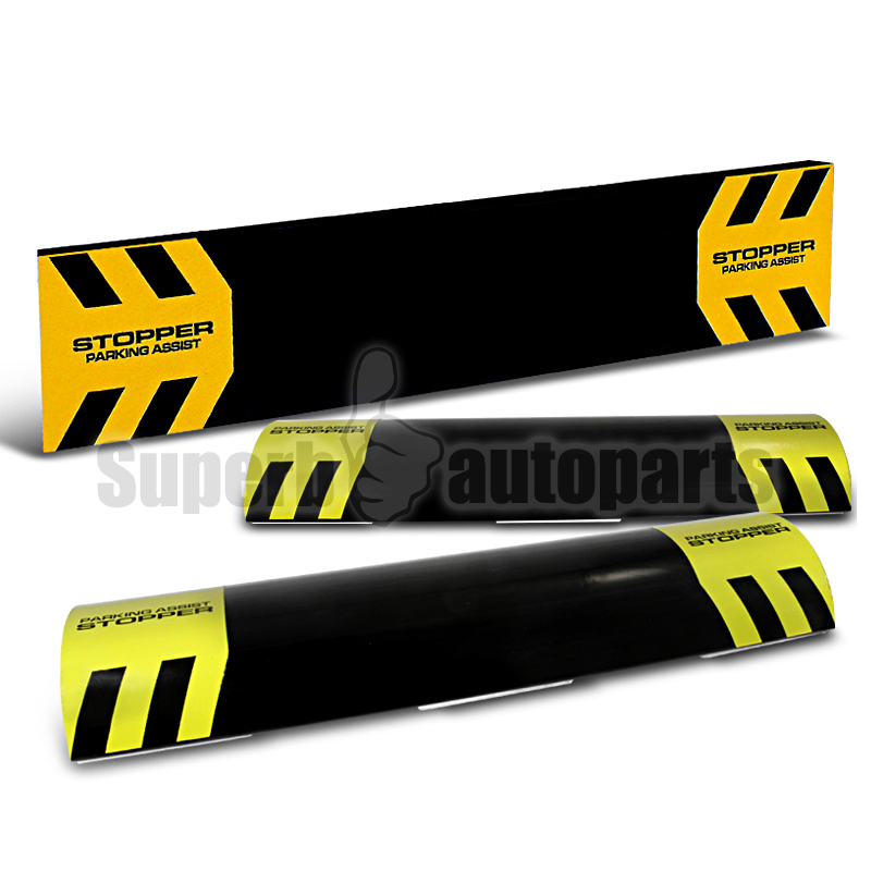 Bumper Car Garage : Car stop parking assist stopper door bumper garage wall