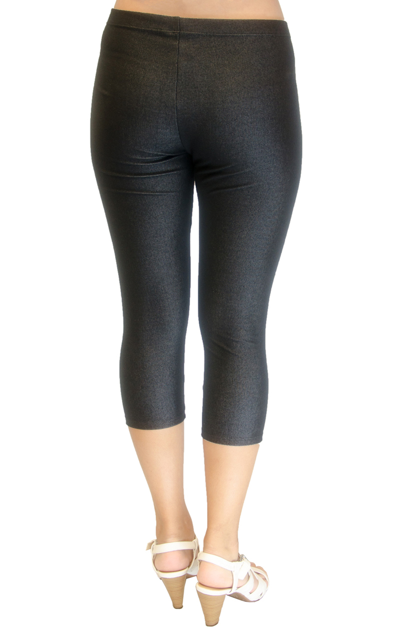 Plus, they go with everything, including sweatshirts and tees. At Woman Within, our plus size leggings are designed with your comfort in mind. Made with just the right amount of stretch—and available in full length and capris—our leggings hug your curves in all the right places, giving you the perfect fit every time.