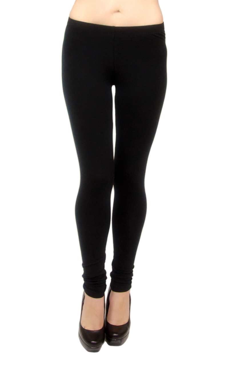 VF Manufacturing Long Leggings - Cotton, Extra Plus Size at Sears.com