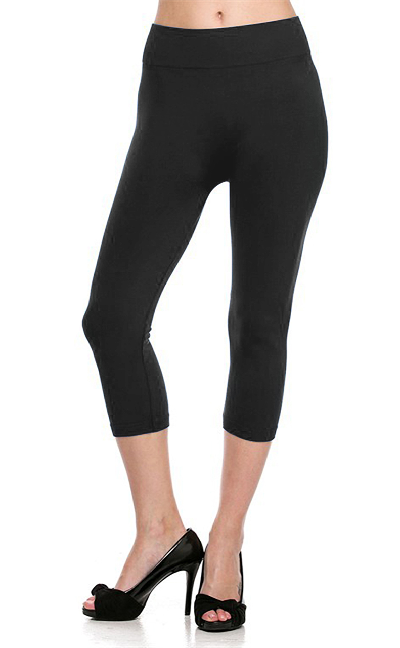 2NE1 Apparel Capri Leggings - Seamless, Plus Size at Sears.com