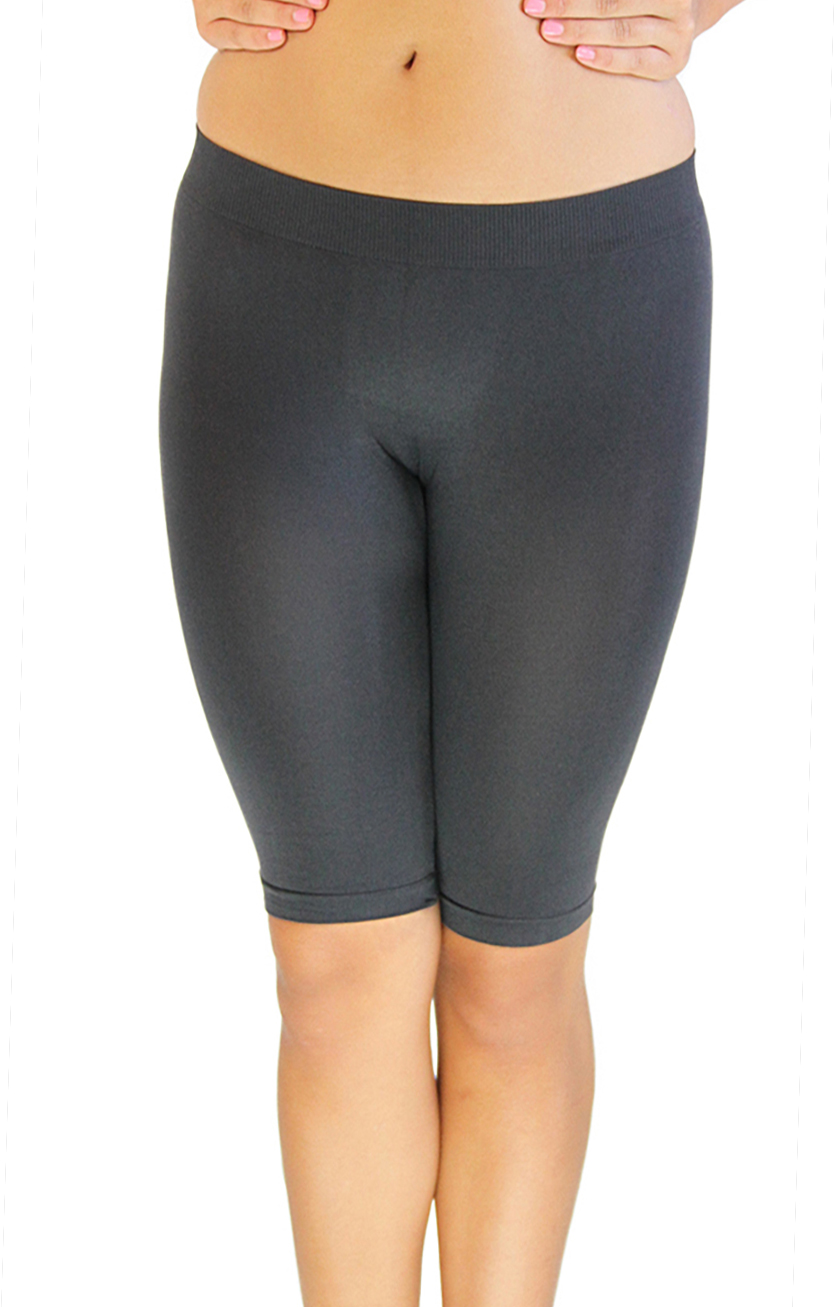 VF Manufacturing Legging Shorts - Biker Length, Regular and Plus Size at Sears.com