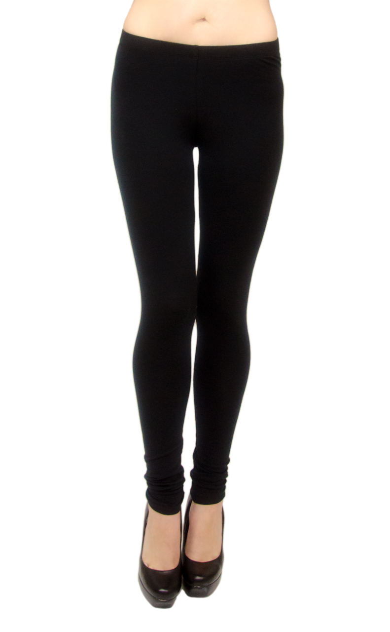 VF Manufacturing Long Leggings - Cotton, Regular and Plus Size at Sears.com