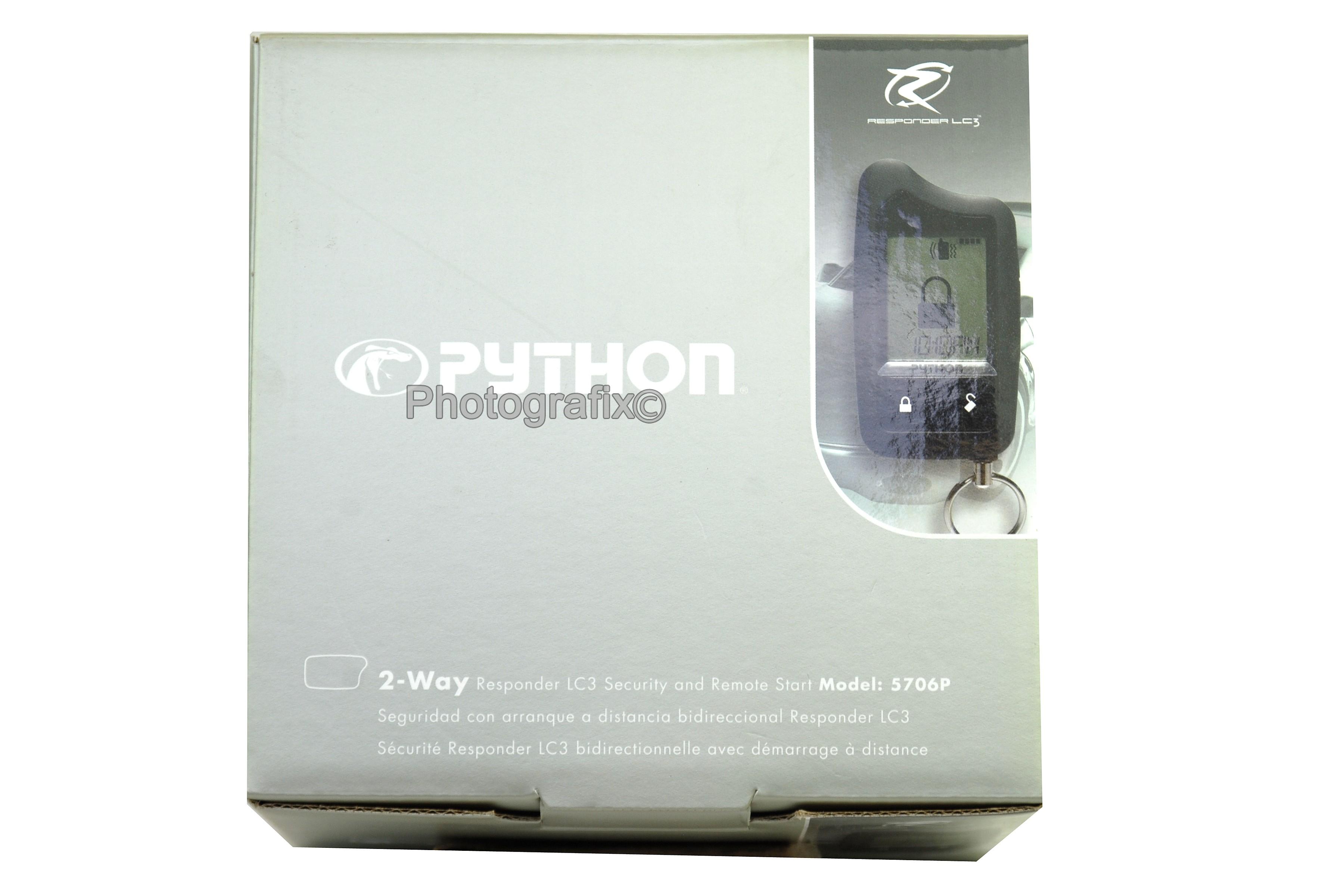 Python 5706p Car Auto Remote Start Security 2013 Version Of Brand New Viper 5901 2 Way Lc3 Alarm Keyless Entry 574 5704p