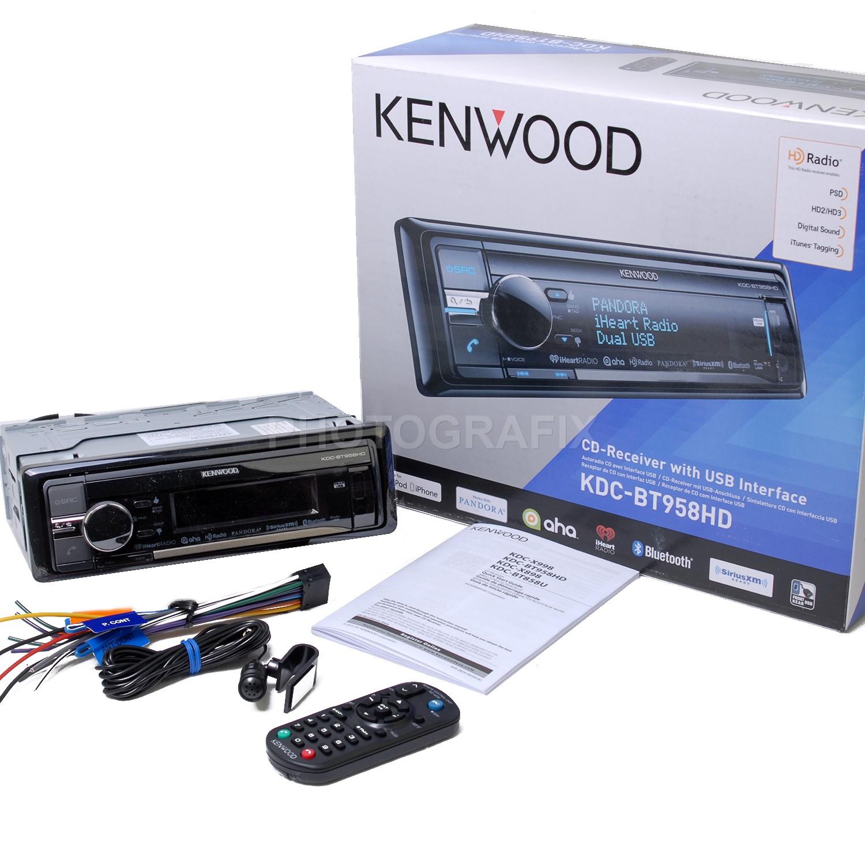 Kenwood Kdc Mp3  Wma Player Built