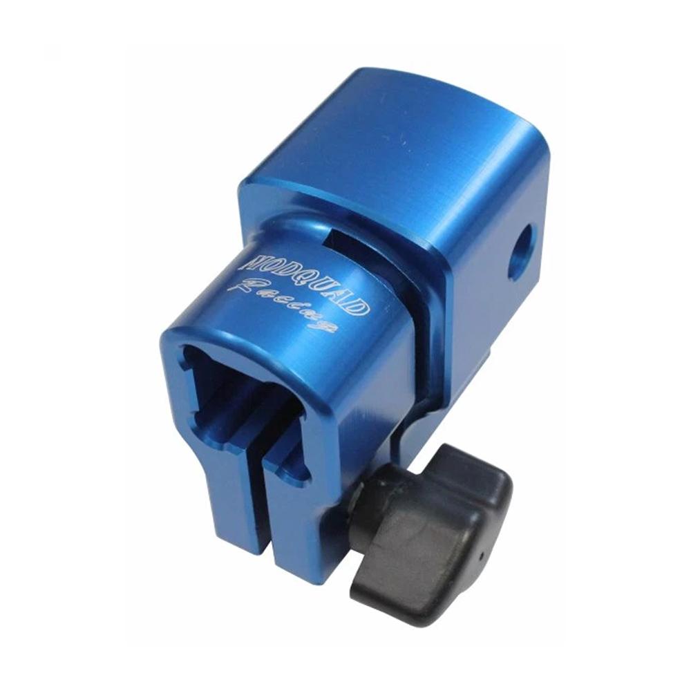 Ar Precision Turbo Vicenza: ModQuad Grab Handle Anti-Rattle Lock Blue Polaris RZR XP
