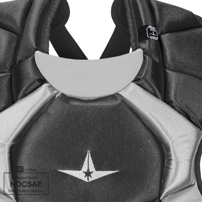 All-Star CPCC912PS 14.5 In 9-12 Player Series Chest Protector SEI//NOCSAE