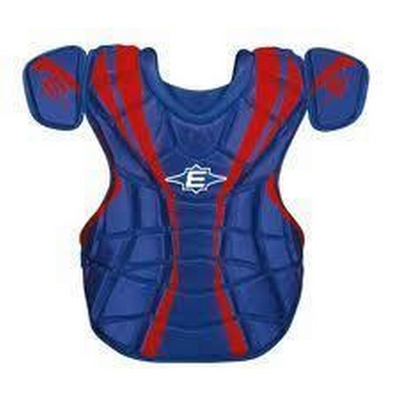 Easton Surge Custom Adult Royal Red Chest Protector Age 16 Up NIW