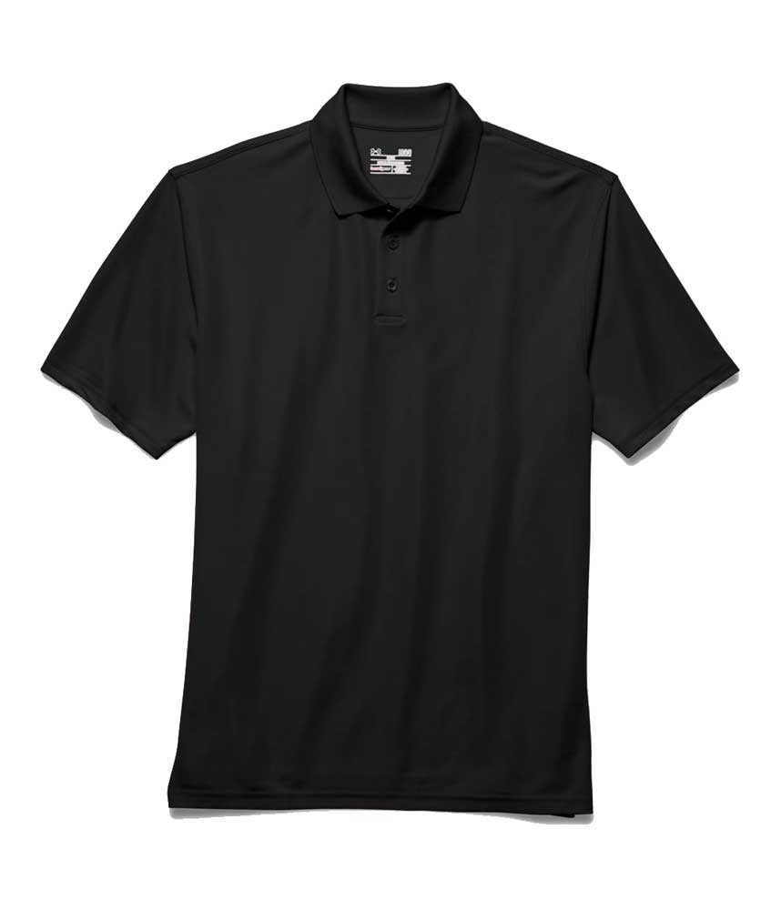 Under armour 1005492 men 39 s tactical range polo ebay for Under armour 3xl polo shirts