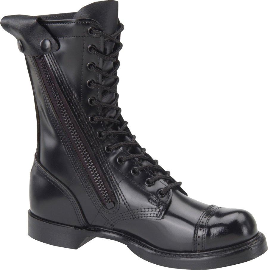 Corcoran 995 - Men's 10 in Side Zipper Jump Boot Black at Sears.com