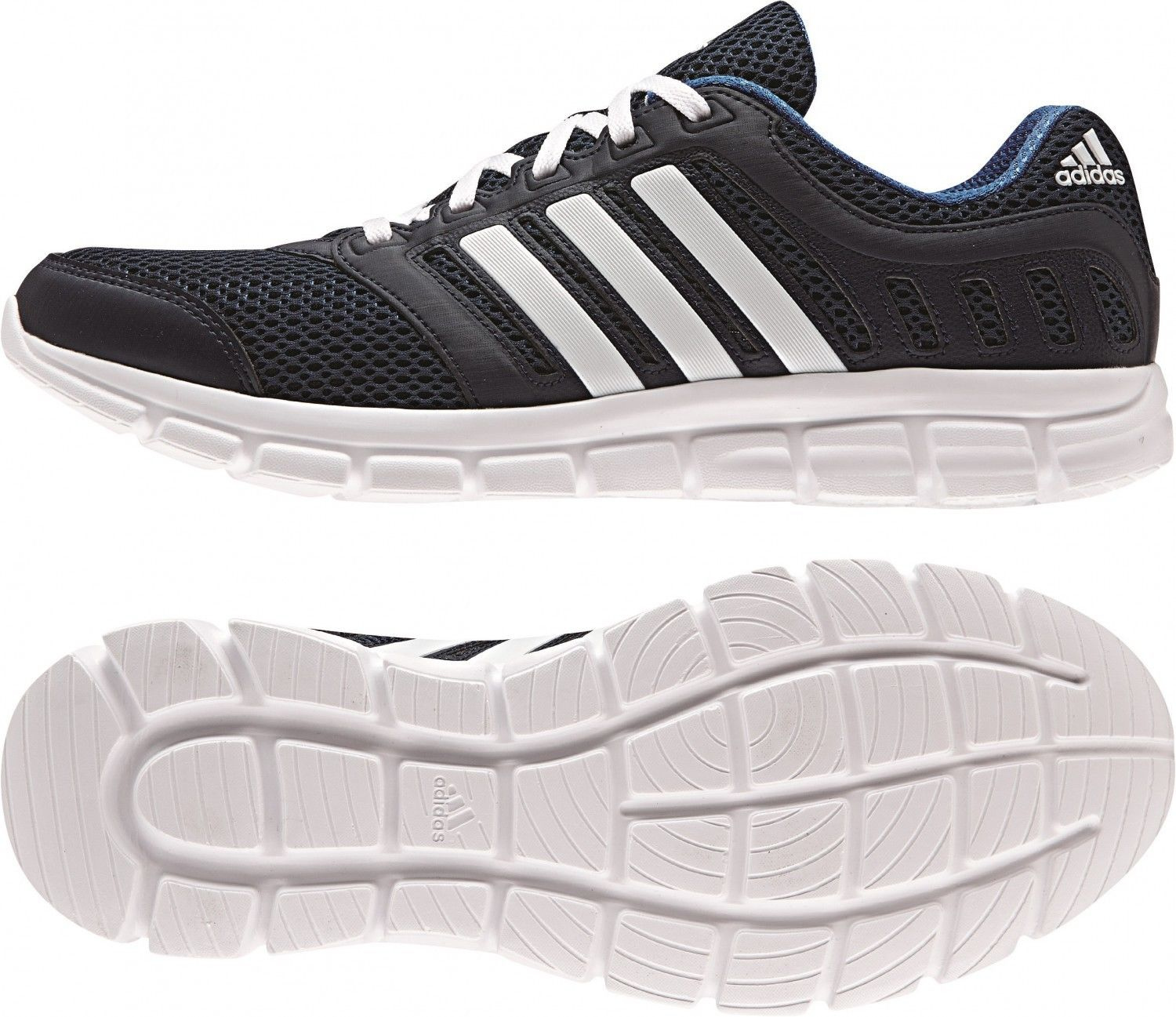 Adidas Breeze 101 2 Athletic Running Men's Shoes (Multiple Colors)