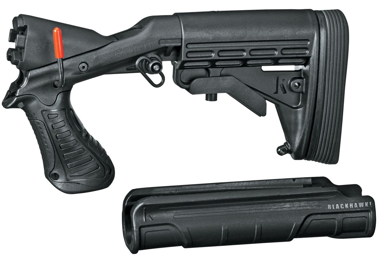 blackhawk knoxx specops gen ii shotgun stock set ebay