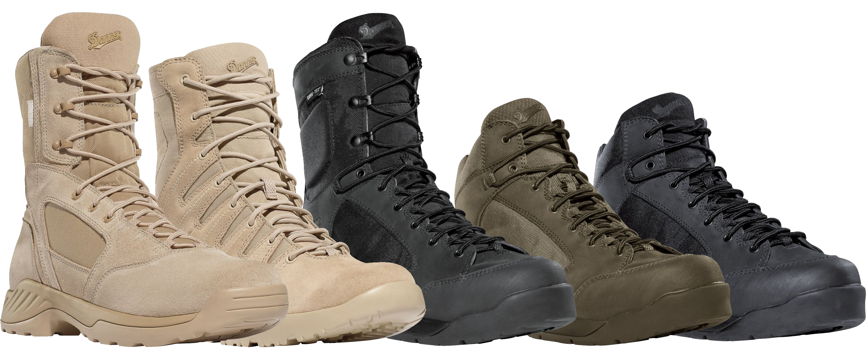 Danner 15402 15405 15407 15932 28055 Army Kinetic/DFA/Melee Boots ...