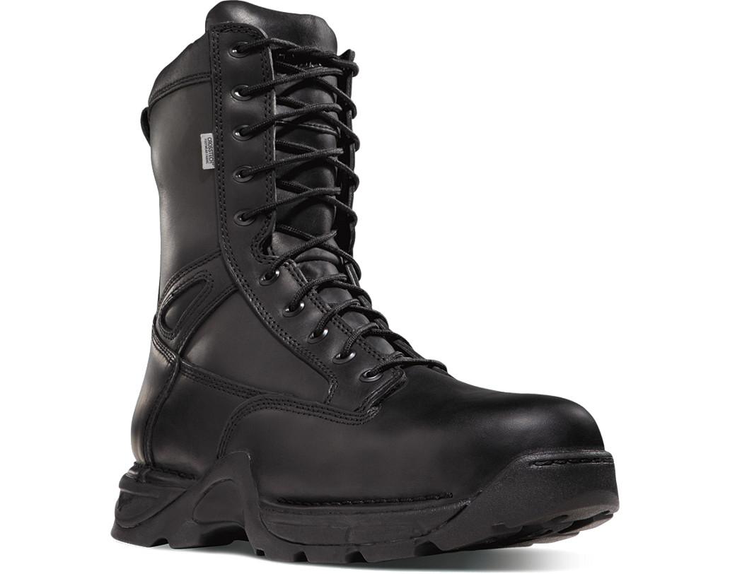 """Danner 42930 Striker II 8"""" Black NMT Boots W/ Armor Flex ..."""