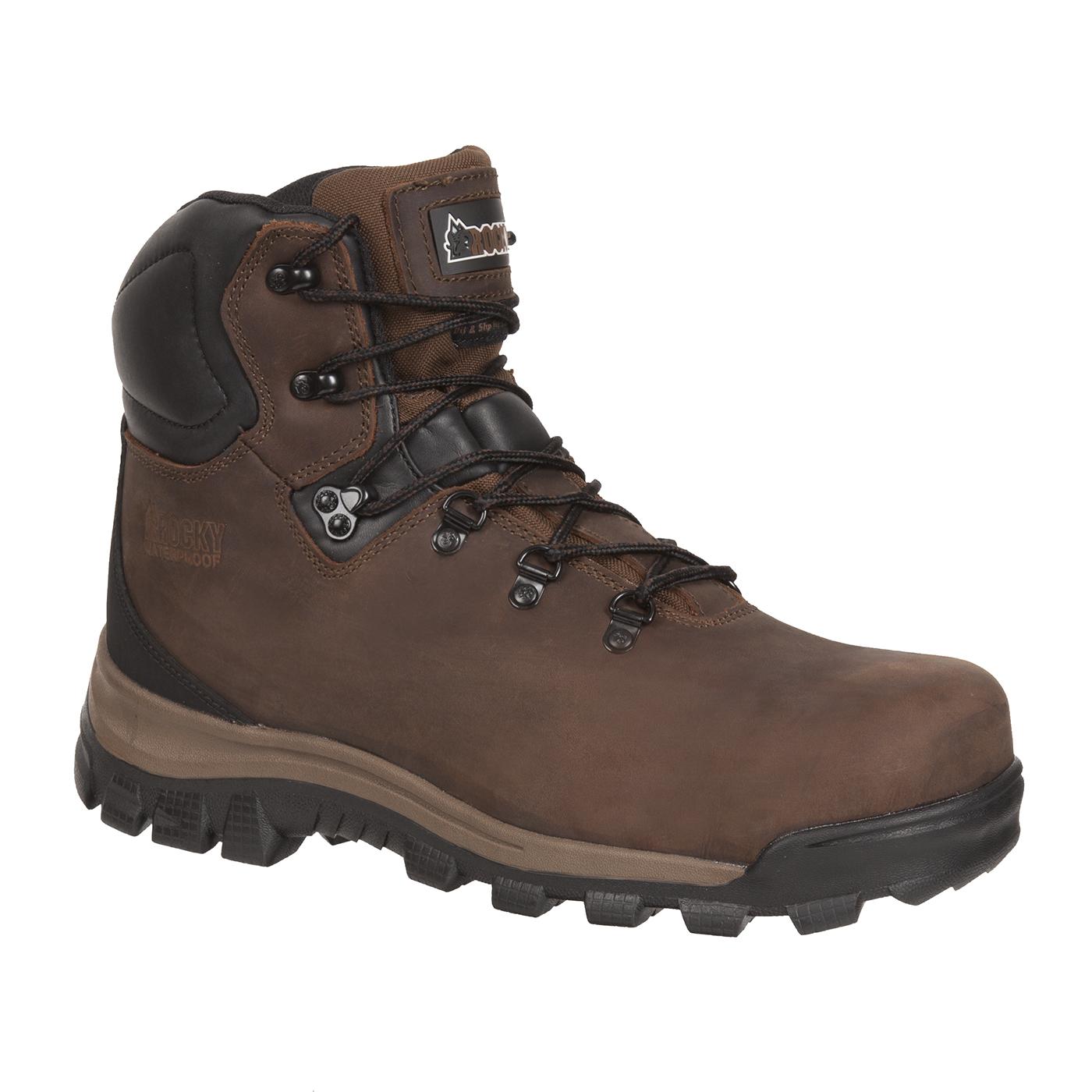 Rocky FQ0006421 Core Steel Toe Waterproof Work Shoe