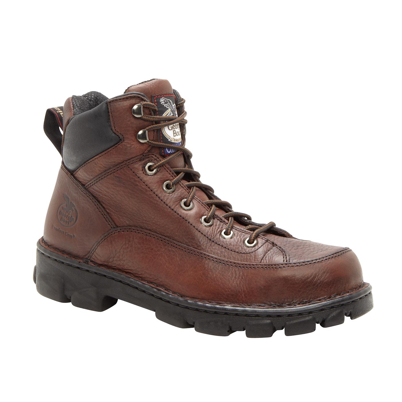 Eagle Light Wide Load Steel Toe Work Boots G6395