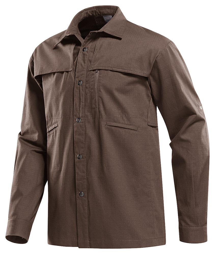 Magnum Rd Long Sleeve Button Up Shirt Ebay