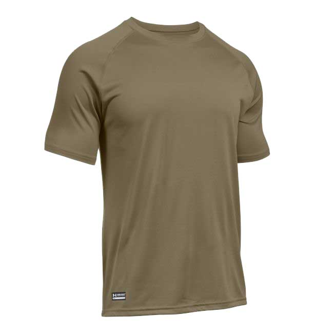 Under armour men 39 s tactical tech short sleeve t shirt ebay for Under armour men s tech short sleeve t shirt