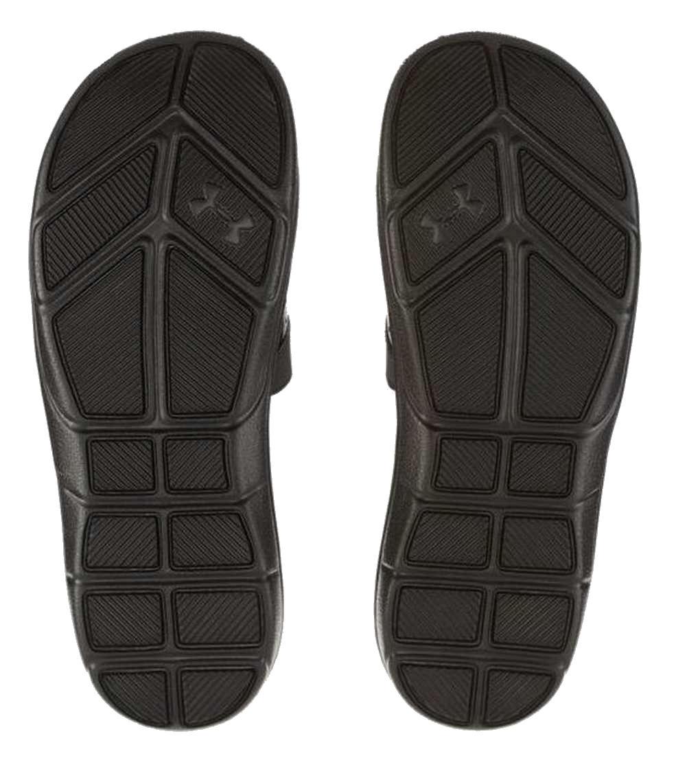 Black Under Armour 1252510 Men/'s Ignite Slides