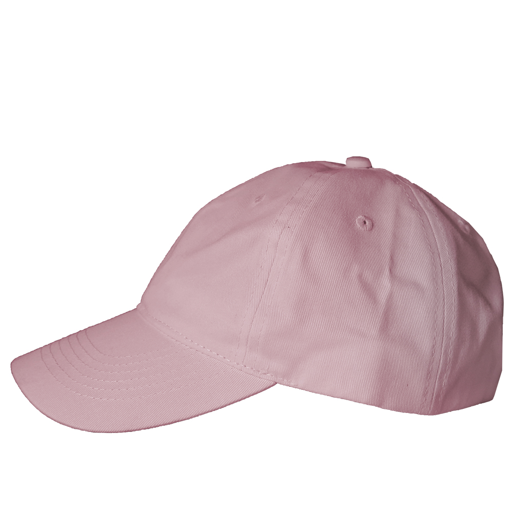 new plain solid washed cotton polo baseball cap hat