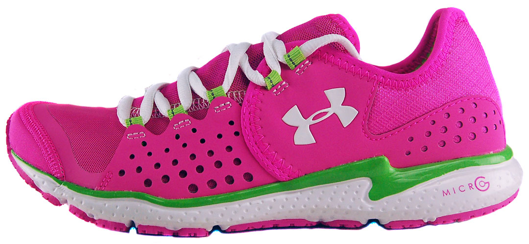 Creative  About Women39s Under Armour Power In Pink Micro G Monza Running Shoe