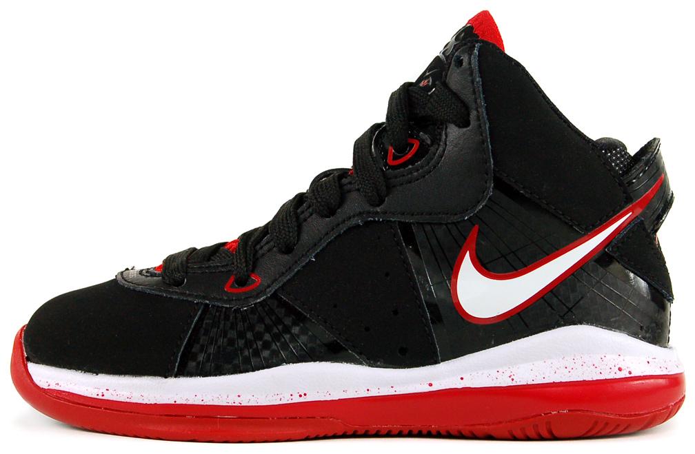 nike lebron preschool nike lebron 8 ps preschool basketball shoes 581
