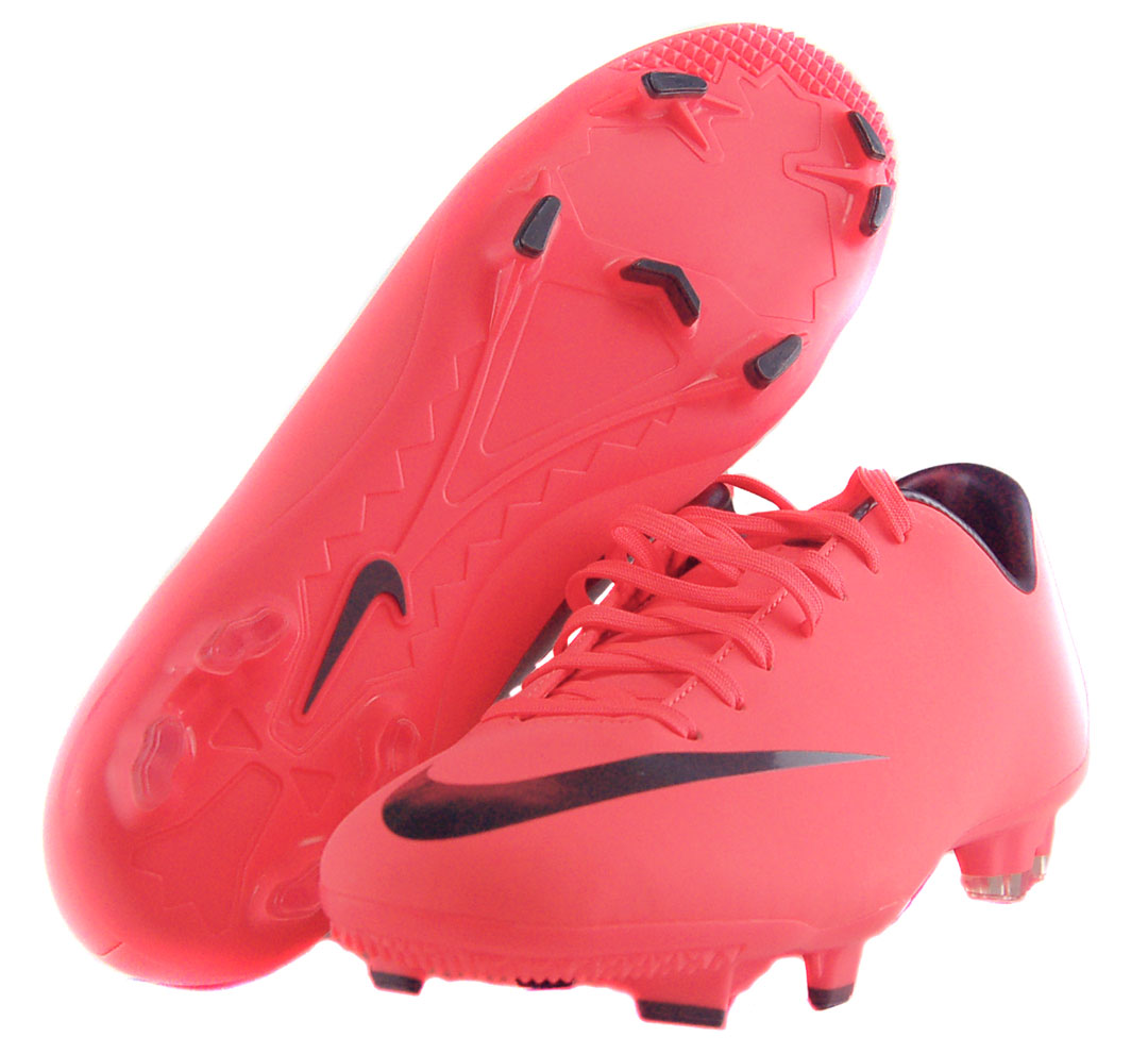nike mercurial victory iii fg sz 8 5 mens soccer cleats. Black Bedroom Furniture Sets. Home Design Ideas